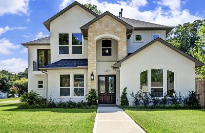 Houston Single Family Home For Sale: 7107 Housman Street