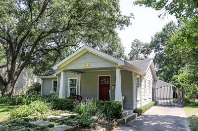 Houston Single Family Home For Sale: 1511 Sue Barnett Drive