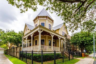 Houston Single Family Home For Sale: 838 Nicholson Street