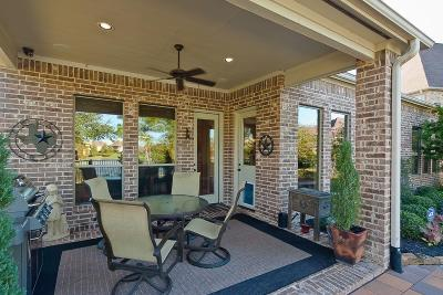 Houston Single Family Home For Sale: 14615 Tivoli Drive