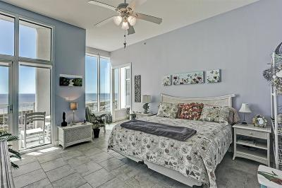 Galveston Mid/High-Rise For Sale: 500 Seawall Boulevard #1314