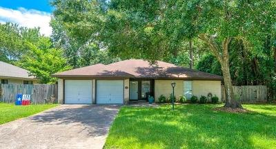 Single Family Home For Sale: 3218 Kentwood Drive