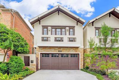 Houston Single Family Home For Sale: 2409 W Morse Street