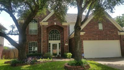 Pearland Single Family Home For Sale: 3307 English Oaks Boulevard
