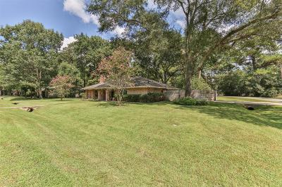 Cypress Single Family Home For Sale: 14702 Waynewood Drive