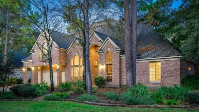The Woodlands Single Family Home For Sale: 26 Spiceberry Place