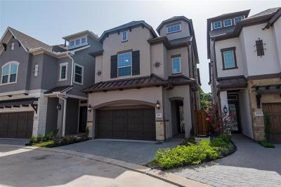 Houston Single Family Home For Sale: 1717 Waterbury Way