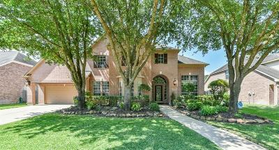 Cypress Single Family Home For Sale: 15514 Stable Oak Drive