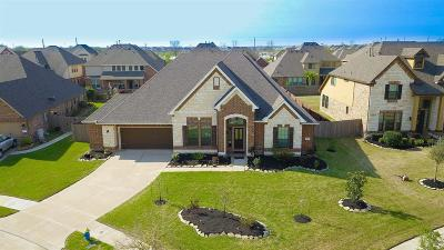 Richmond Single Family Home For Sale: 20907 Tranquil Shores Drive