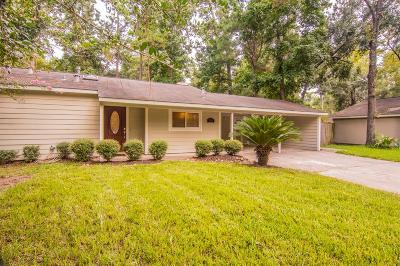 The Woodlands TX Single Family Home For Sale: $163,500