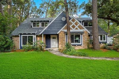 Houston Single Family Home For Sale: 1627 Nocturne Lane