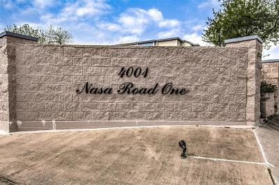 Condo/Townhouse For Sale: 4001 Nasa Parkway #223