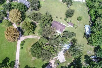 Conroe Farm & Ranch For Sale: 10551 Fussel Road