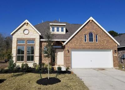 Alvin Single Family Home For Sale: 1662 Maggie Trail Drive