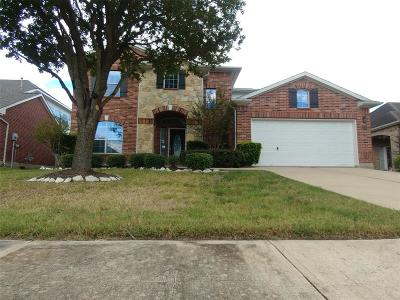 Sugar Land Single Family Home For Sale: 13710 Hudson Court