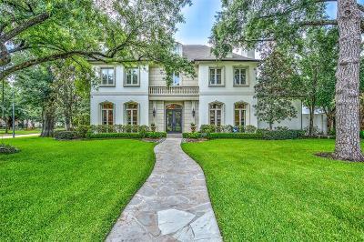 Houston Single Family Home For Sale: 5492 Tilbury Drive