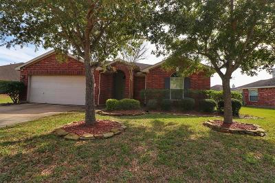 Pearland Single Family Home For Sale: 4604 Cypress Bend Court