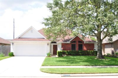 Tomball Single Family Home For Sale: 12210 Bowsman Drive