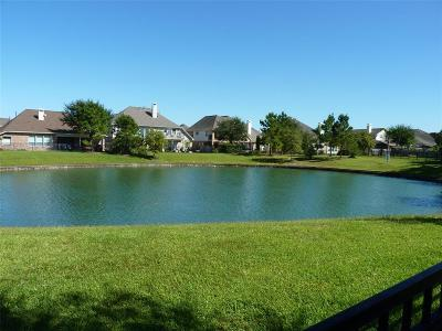 League City Single Family Home For Sale: 1140 Morning Creek Lane