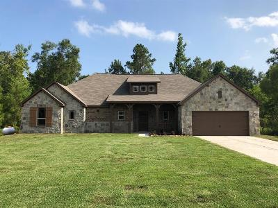 Dayton Single Family Home For Sale: 486 County Road 662