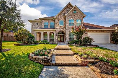 Kingwood Single Family Home For Sale: 6107 Rustic Creek Lane