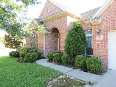 Pearland Single Family Home For Sale: 2405 Harbor Pass Drive