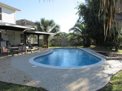 Single Family Home For Sale: 11007 Shumard Oak Court