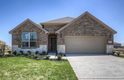 Fort Bend County Single Family Home For Sale: 2403 Cherrington Woods Lane