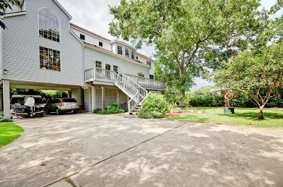 Clear Lake Single Family Home For Sale: 504 Clear Lake Road