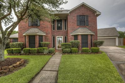 Pearland Single Family Home For Sale: 3603 Inverness Court