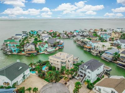 Galveston TX Single Family Home For Sale: $795,000