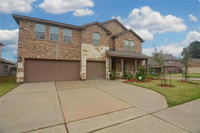 Tomball Single Family Home For Sale: 22806 Banff Brook Way