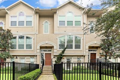 Houston Single Family Home For Sale: 1732 French Village Drive