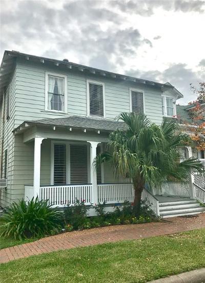 Galveston Rental For Rent: 1307 Ball Street