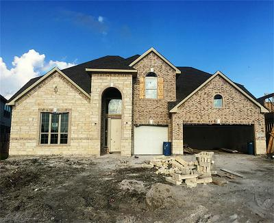 Pearland Single Family Home For Sale: 3425 Maple Harvest