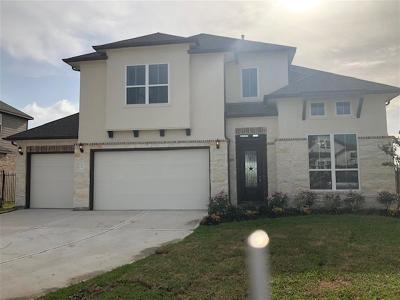 Katy Single Family Home For Sale: 3807 Benevento Court
