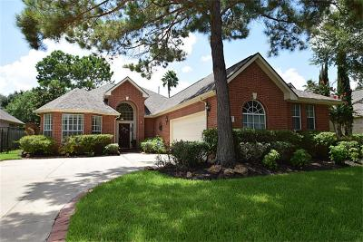 Katy Single Family Home For Sale: 4210 Cambry Park