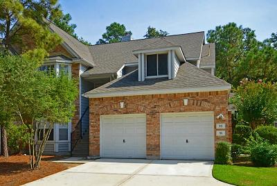 The Woodlands TX Condo/Townhouse For Sale: $209,000