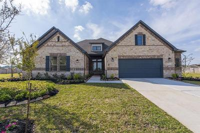 Tomball Single Family Home For Sale: 18603 Spellman Ridge Drive