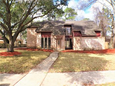 Cypress Single Family Home For Sale: 12510 Lakecrest Circle