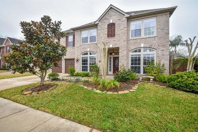 Missouri City Single Family Home For Sale: 10311 E Crosby Lane