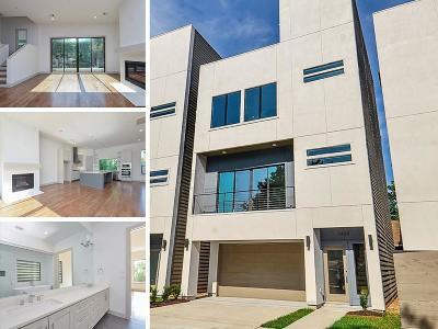 Houston Single Family Home For Sale: 1419 Cohn Street