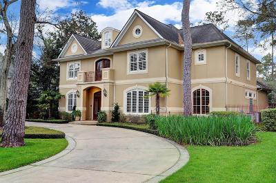 Bunker Hill Village Single Family Home For Sale: 11905 Heritage Lane