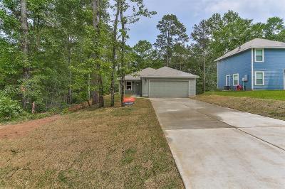 Single Family Home For Sale: 15194 Crockett Road