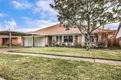 Deer Park Single Family Home For Sale: 2509 Tyler Lane