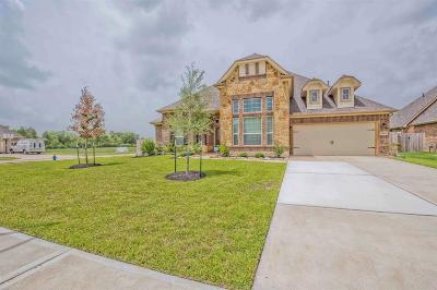 Pearland Single Family Home For Sale: 2816 Mason Court