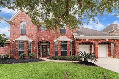 League City Single Family Home For Sale: 6126 Carlisle Lane