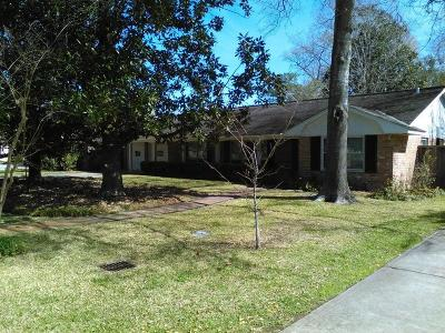 Harris County Single Family Home For Sale: 854 Sprucewood Lane