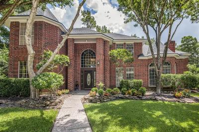 Galveston County, Harris County Single Family Home For Sale: 1810 Wild Plum Court