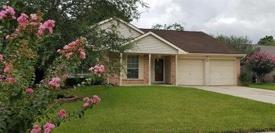 League City TX Single Family Home For Sale: $194,500